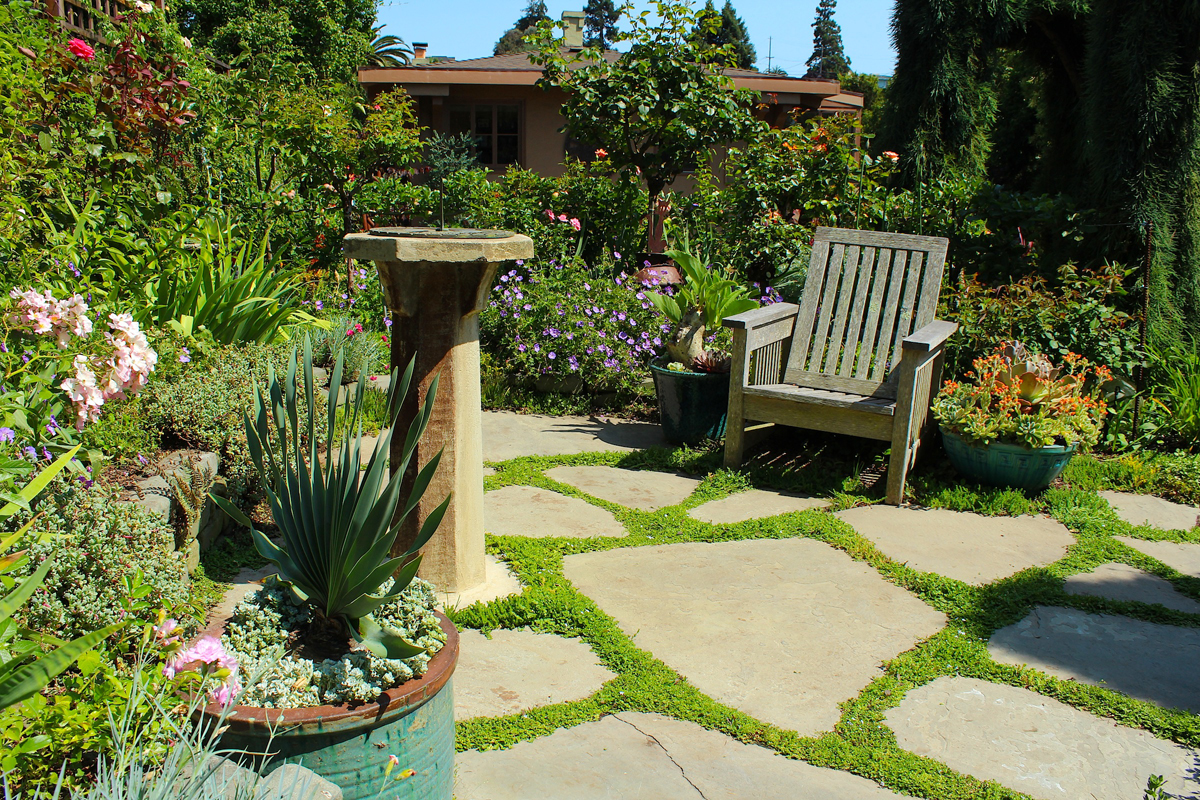 Hardscapes Can Make Backyard More Livable Diana S