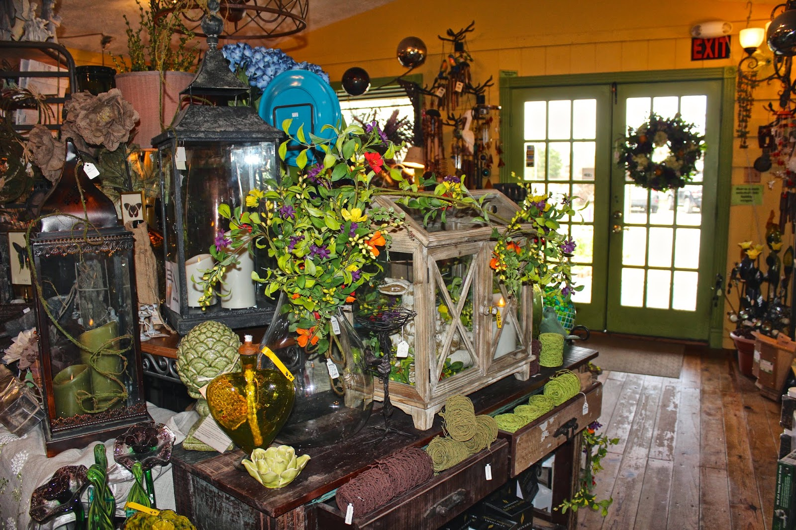 Whimiscal Garden Art Makes Arbor Gate Nursery In Tomball A Must See Visit