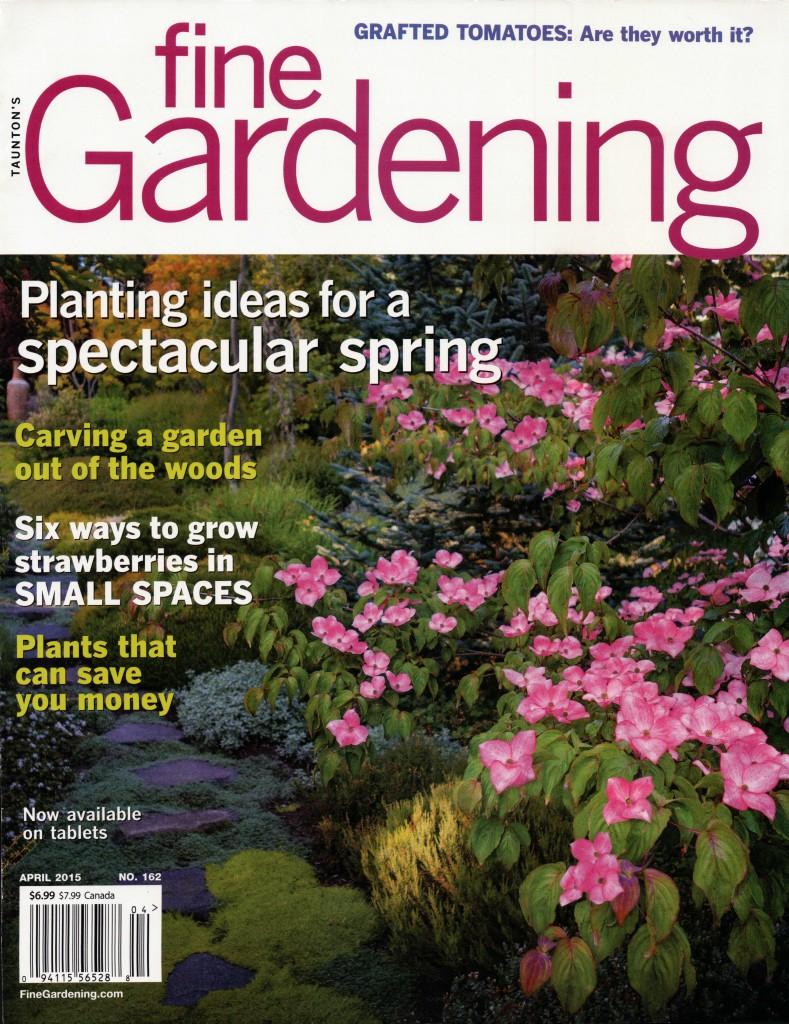 Fine Gardening Magazine Archives Dianas Designs Austin