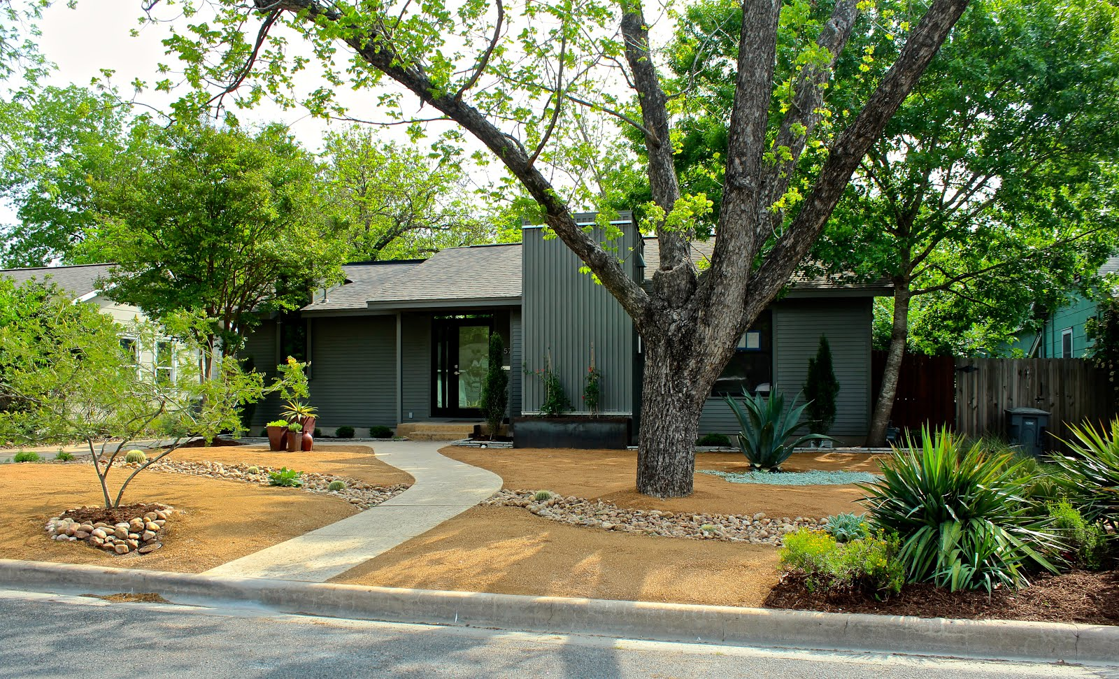 Crushed Granite For Landscaping - Landscape Ideas on Decomposed Granite Backyard Ideas id=71672