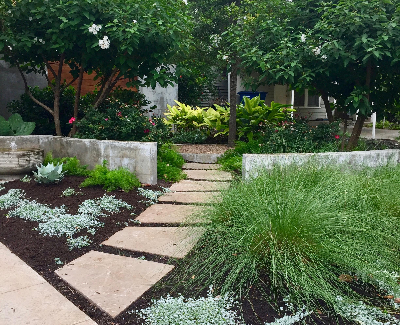 Contemporary Landscape Creates Comfort At Garden Bloggers Fling